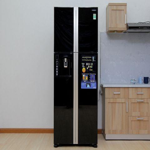 Tủ lạnh Hitachi Inverter 540 lít R-W660PGV3 GBK
