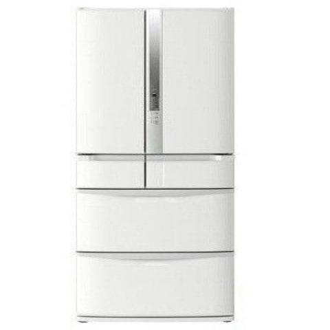 Tủ lạnh 6 cánh Hitachi R-SF57EMV(W) - 589 lít Inverter